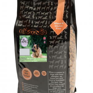 Wheat Gluten Free Lamb Rice Dog Food 12kg Kitas Kitchen