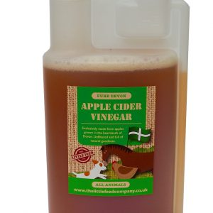 Pure Devon Apple Cider Vinegar 1 Litre