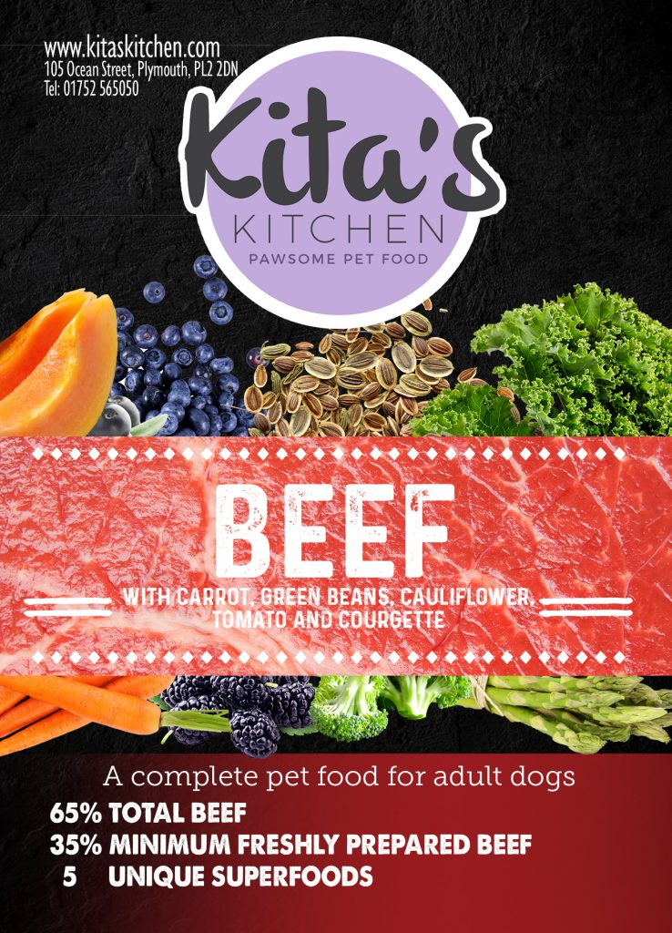 Beef Superfood 65 made with 65% Beef & Beneficial Superfoods 12kg
